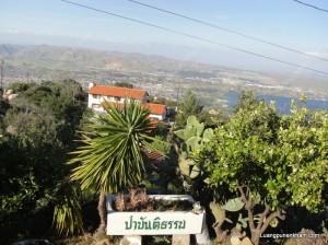 Luang Pu huis Californie