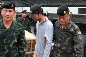 Bomaanslag Ratchaprasong aanhouding verdachte in Sa Keao