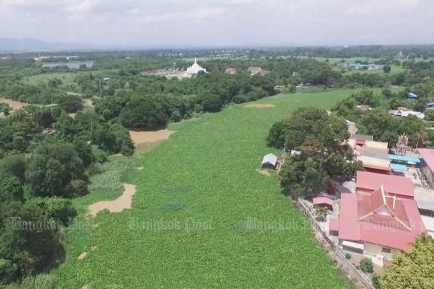 Pa Sak rivier Ayutthaya