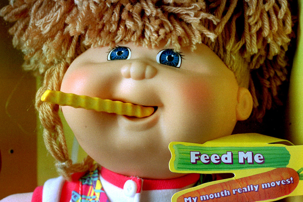 Cabbage Patch Snack Time Kids Doll