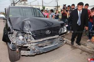 Chuwong Lexus SUV
