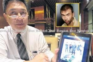 Bomaanslag Advocaat van Bilal Mohammed (inzet)