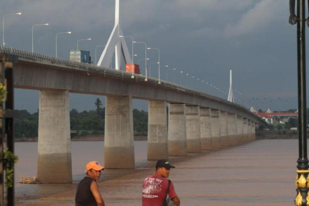Mukdahan 2nd Thai-Lao Friendship bridge