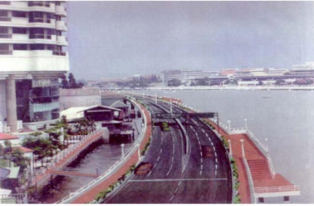 New Bangkok Landmark visie Vinai