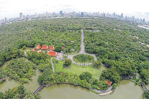 Sri Nakhon Khuean Khun Park