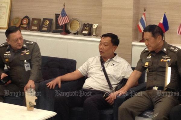 Banyin Tangpakorn na zijn arrestatie in juni