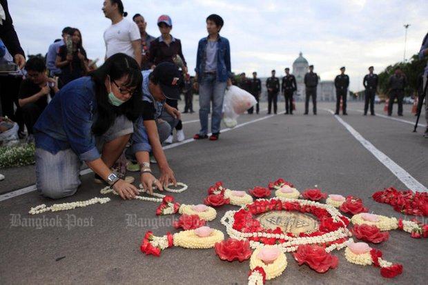 Herdenking van de Siamese revolutie, 24 juni 2016