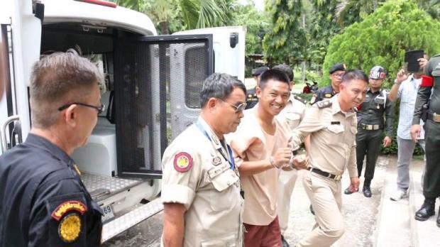 Jatupat Pai Dao Din Bunpattararaksa kan er nog om lachen
