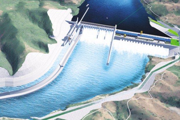 Ontwerp Pak Beng dam
