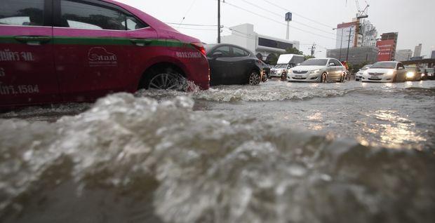 Overstroming Bangkok