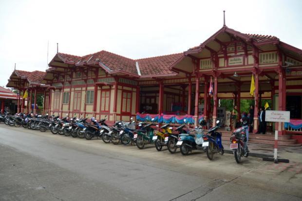 Station Hua Hin 2