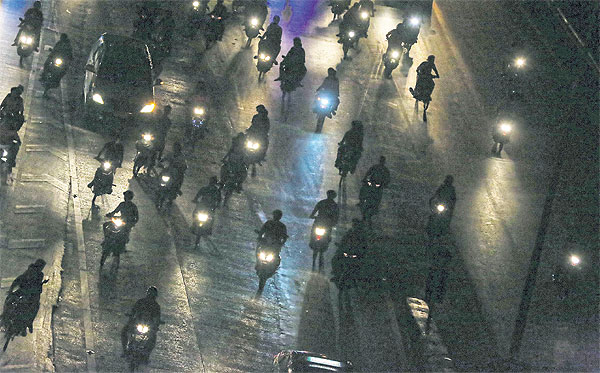 Straatracers Chon Buri
