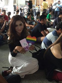 Transgender bij de loting