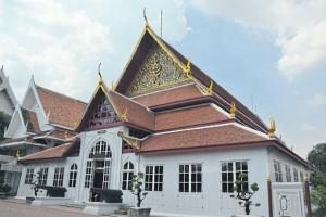 National Museum Bangkok Sivamokhapinam Throne Hall