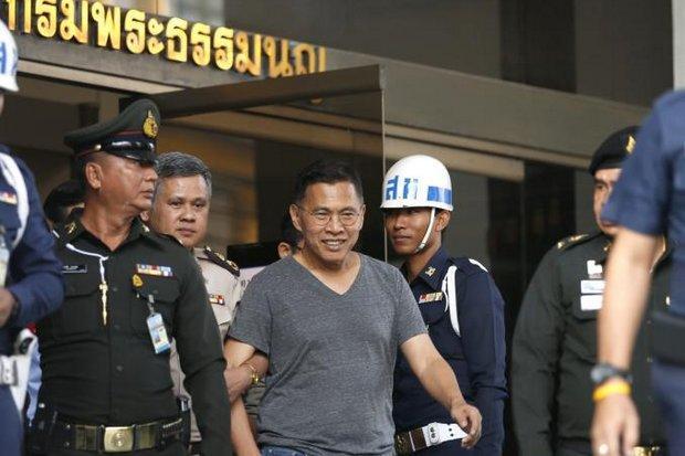Watana Muangsook vrijgelaten op borgtocht