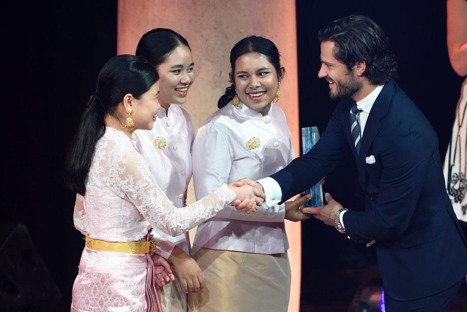 2016 Stockholm Junior Water Prize