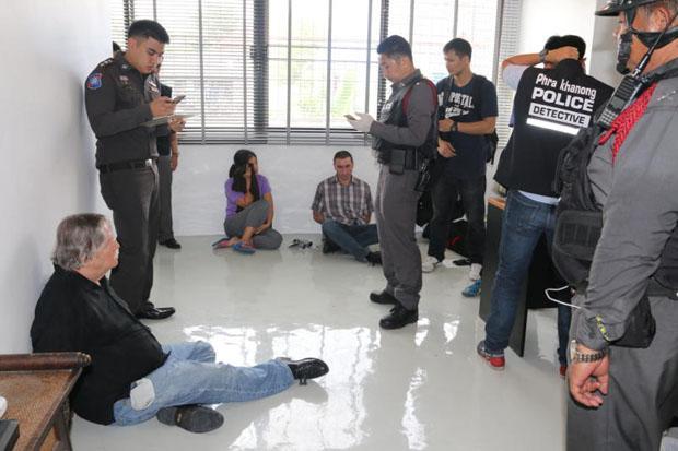 Aanhouding paspoortvervalsers en drugshandelaren