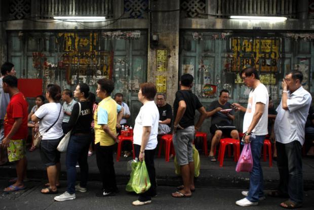 Chinatown hoofdstraat