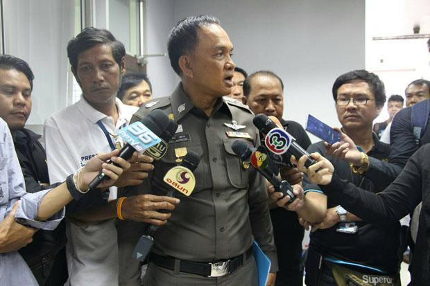 Bangkok police chief Sanit Mahathavorn