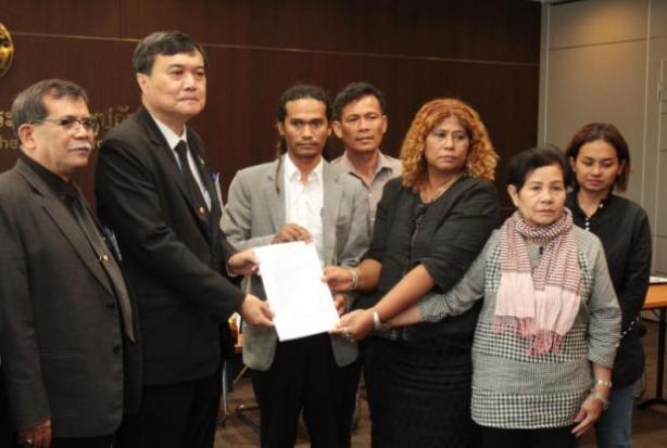 LCT neemt verzoek om rechtshulp van de familie Somwang in ontvangst