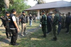 Prachin Buri 1.000 rai en eigendommen van kamnan geconfisqueerd