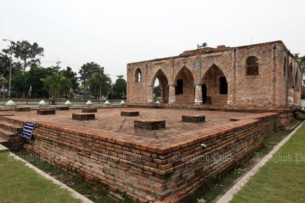 Krue Se moskee