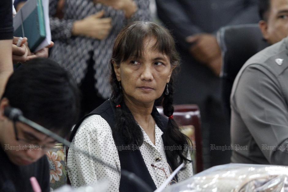 Monthayan Nirandorn (55), moeder van Pasist