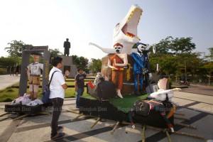 Spot Thammasat universiteit