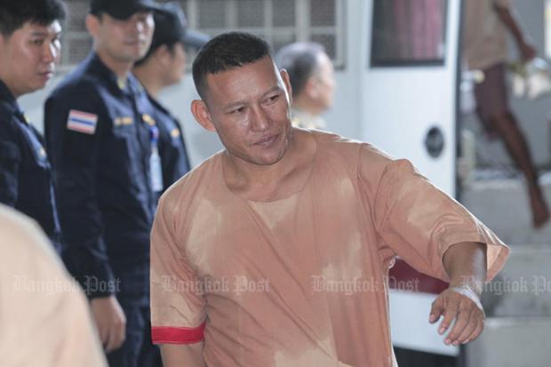 Xaysana Keopimpha in de Criminal Court