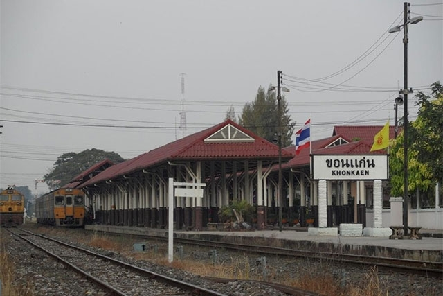 Station Khon Kaen