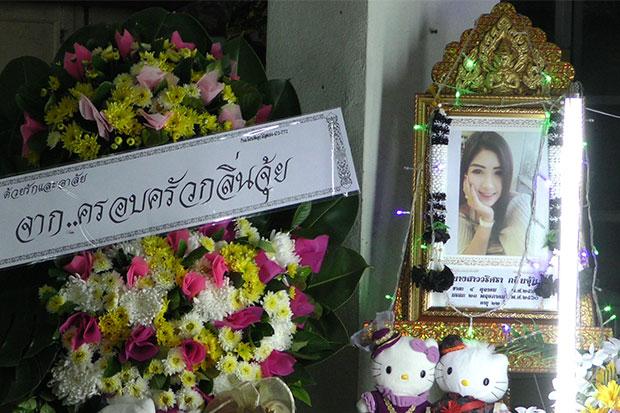 Warisara Klinjui, vermoord en in tweeën gezaagd