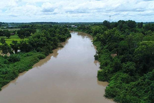Chi rivier in Kalasin