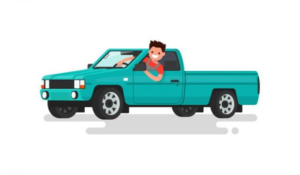 Guru In the lead pick-up trucks