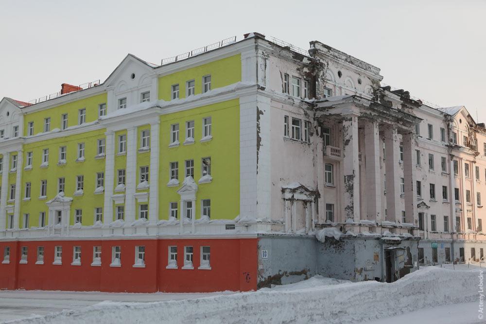 Potemkin village