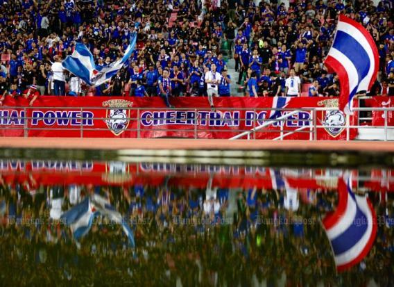 Thailand behoudt de King's Cup