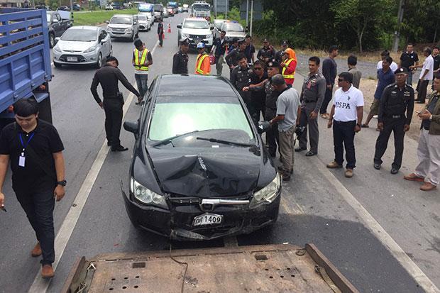 Verkeersongeluk redt 88 pangolins