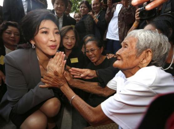 Yingluck vrijdag bij het hooggerechtshof