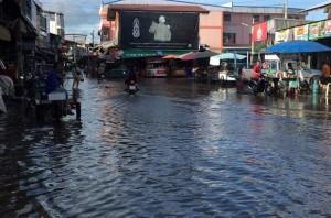 Overstroming Nong Bua (Nakhon Sawan)