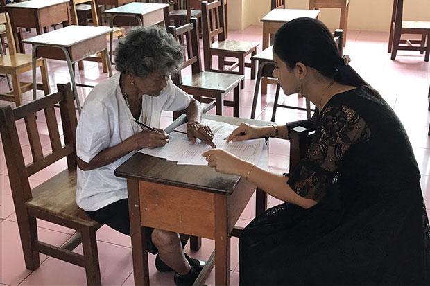 Grandma Khlong Faikhao