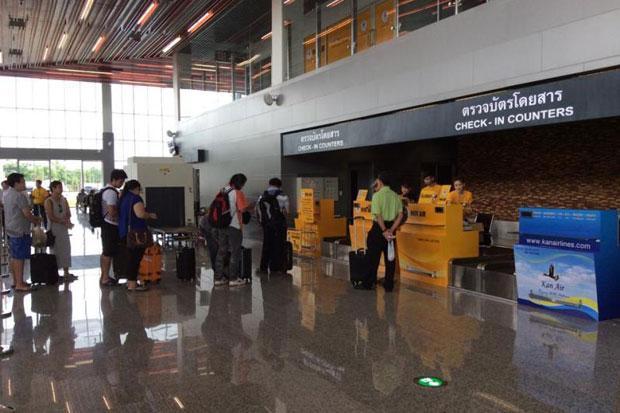 Luchthaven van Nan