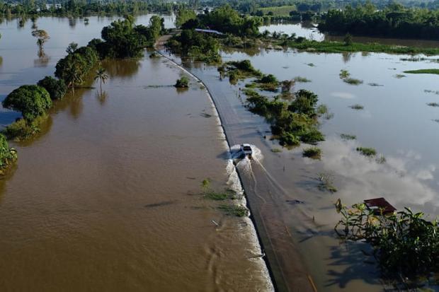 Overstroming Kalasin