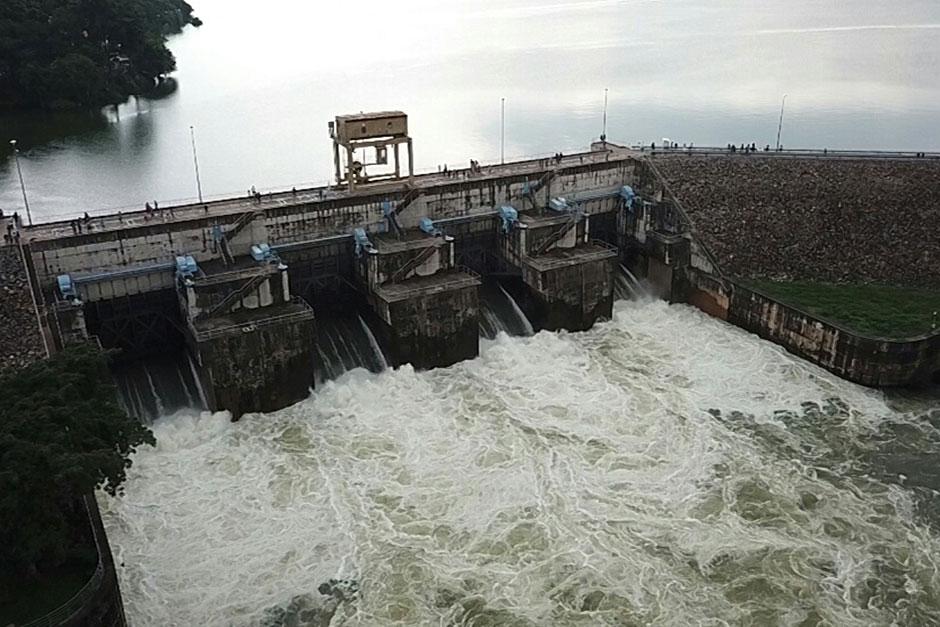 Ubonrat dam Khon Kaen