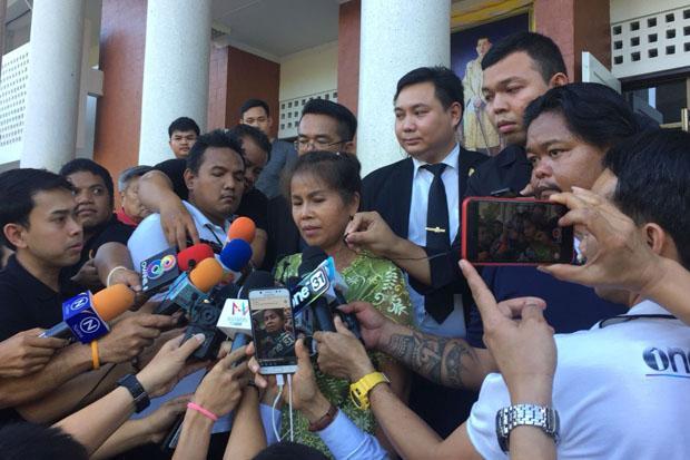 Jomsap Saenmuangkhot na uitspraak hooggerechtshof