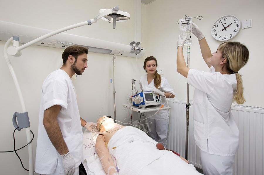 Artesis Plantijn Hogeschool, Campus Noord, Italiëlei Verpleegkunde