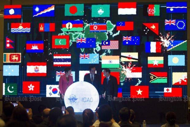 Openingsceremonie Global Aviation Security Plan conferentie