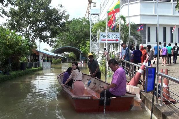 Tha Sala Hospital in Nakhon Sri Thammarat